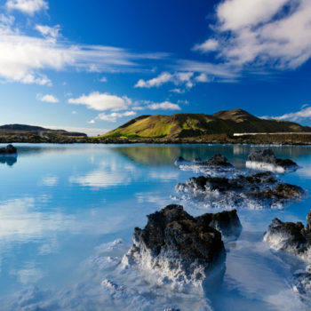 There's a miracle skin secret in Iceland