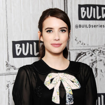 Emma Roberts just announced the first book in her book club, and it's very close to her heart