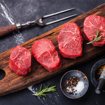 American's are eating significantly less beef, according to a study