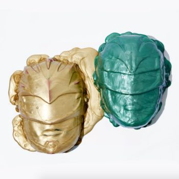 "It's mask morphin' time, because GlamGlow is launching ""Power Rangers""-themed face masks"