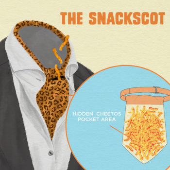 "Cheetos is launching a ""snackwear"" fashion line"