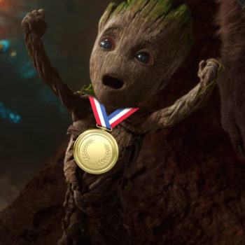 "Chris Pratt thinks ""Guardians of the Galaxy Vol. 2"" is so good, it'll win an Olympic Gold medal"