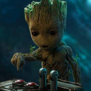 The official Baby Groot character poster is here to make your day 2000% better
