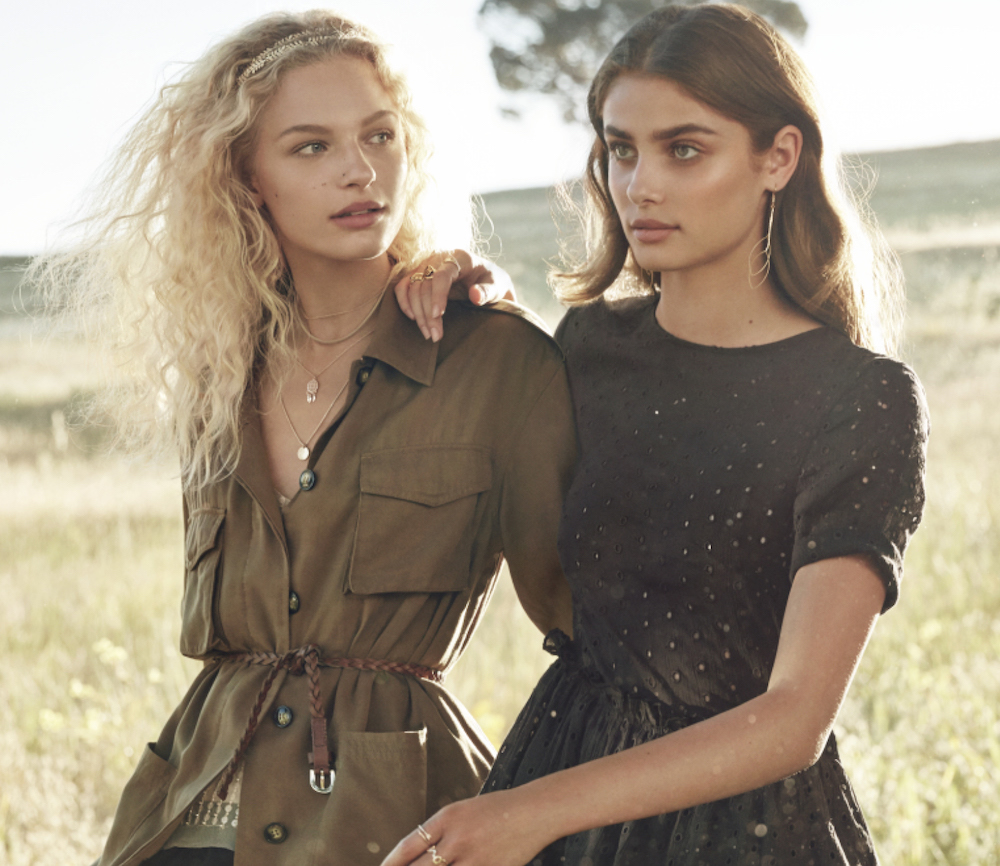 H&M's new spring collection will make you want to be one with nature