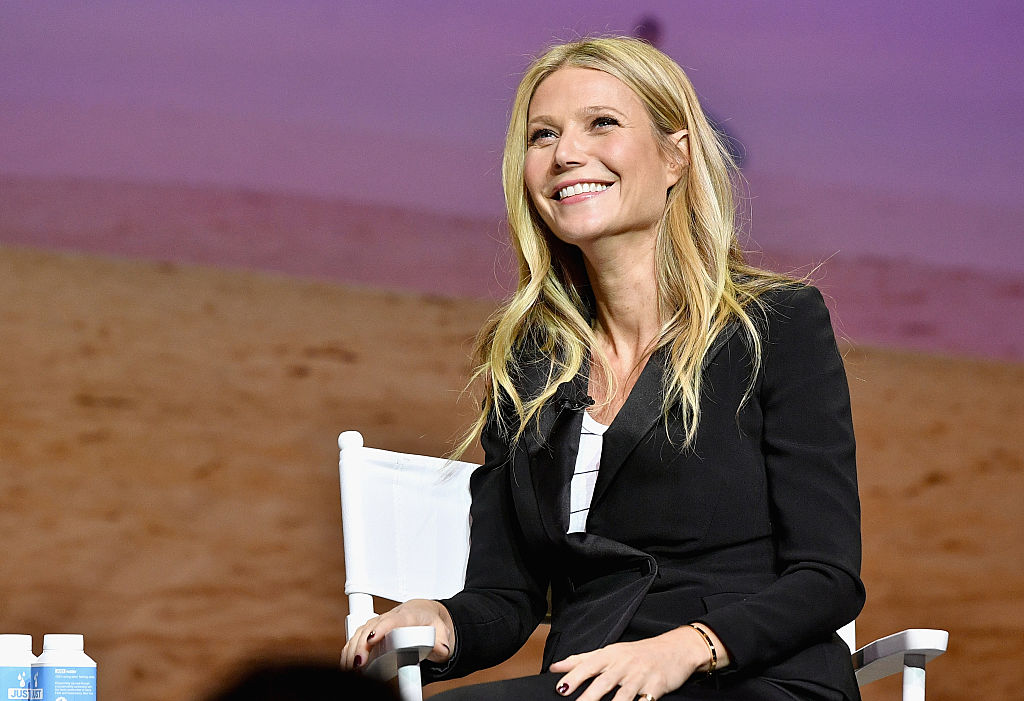 "Gwyneth Paltrow can now add the title ""CEO"" to her resume"