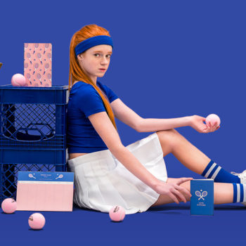 This stationary brand looks like it's straight out of a Wes Anderson movie