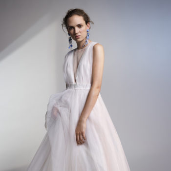 If you're looking for an eco-friendly wedding dress, H&M has you covered with their new Conscious Exclusive collection