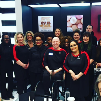 Sephora is launching a makeup class for people affected by cancer, and it is SO inspiring