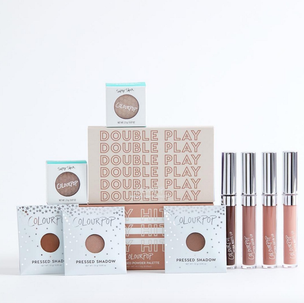 Set your alarms: ColourPop​ Cosmetics' Sand Collection launches today