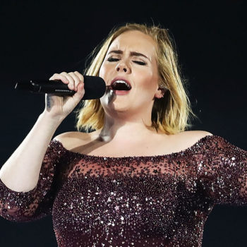 Adele gave a moving tribute to the victims of the London terror attack