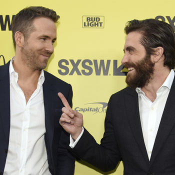 Ryan Reynolds and Jake Gyllenhaal weren't always such BFFs (not that you'd know it)