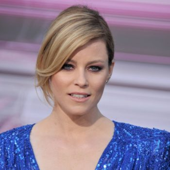 Elizabeth Banks revealed how many people it took to get her into her Rita Repulsa costume