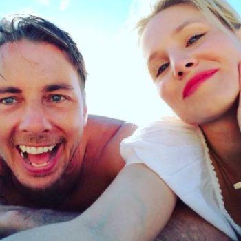 Dax Shepard revealed his favorite thing about Kristen Bell