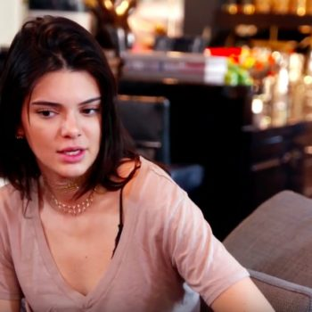 Kendall Jenner opened up about the terrifying run-in with her stalker
