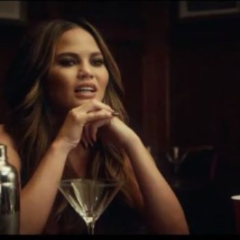 Chrissy Teigen ruined all her lines in these Smirnoff bloopers, and it's somehow perfect