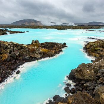 The Blue Lagoon in Iceland is getting a luxury hotel inside a lava flow, and it looks SO relaxingly ethereal