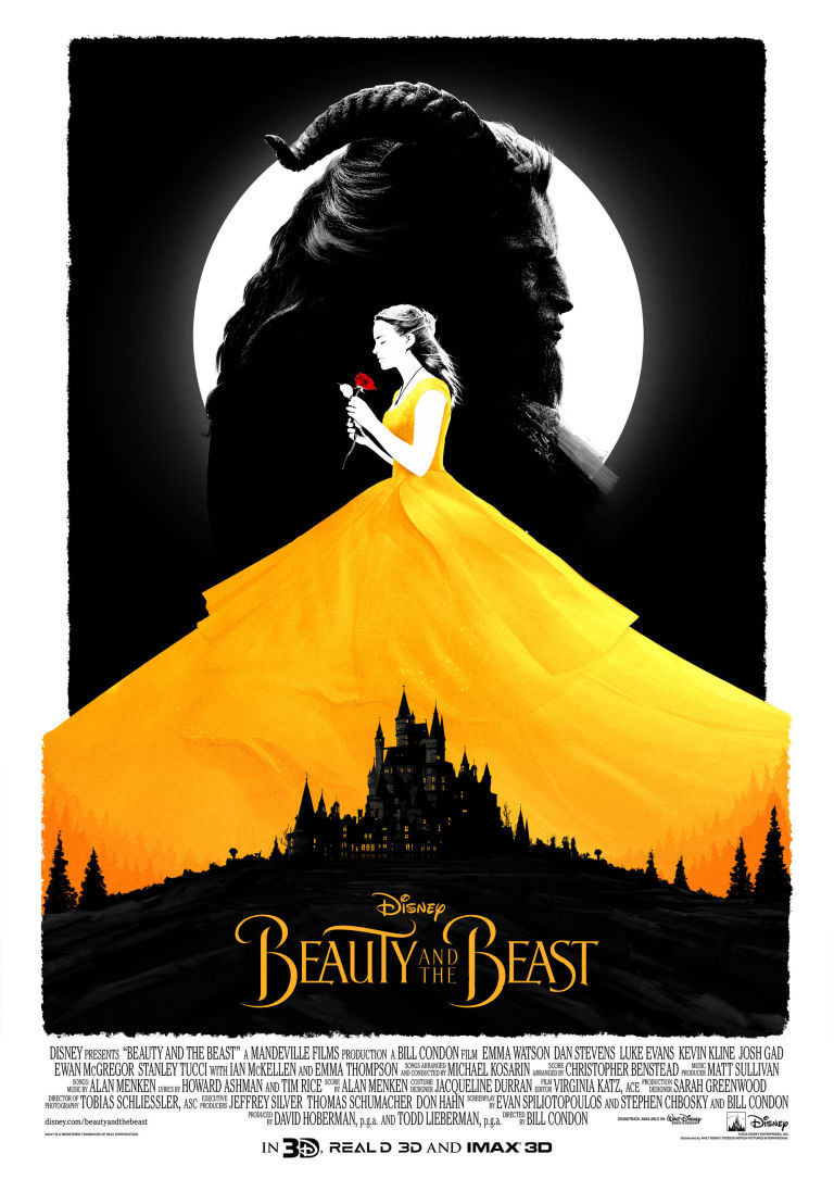 these alternate quotbeauty and the beastquot posters are so