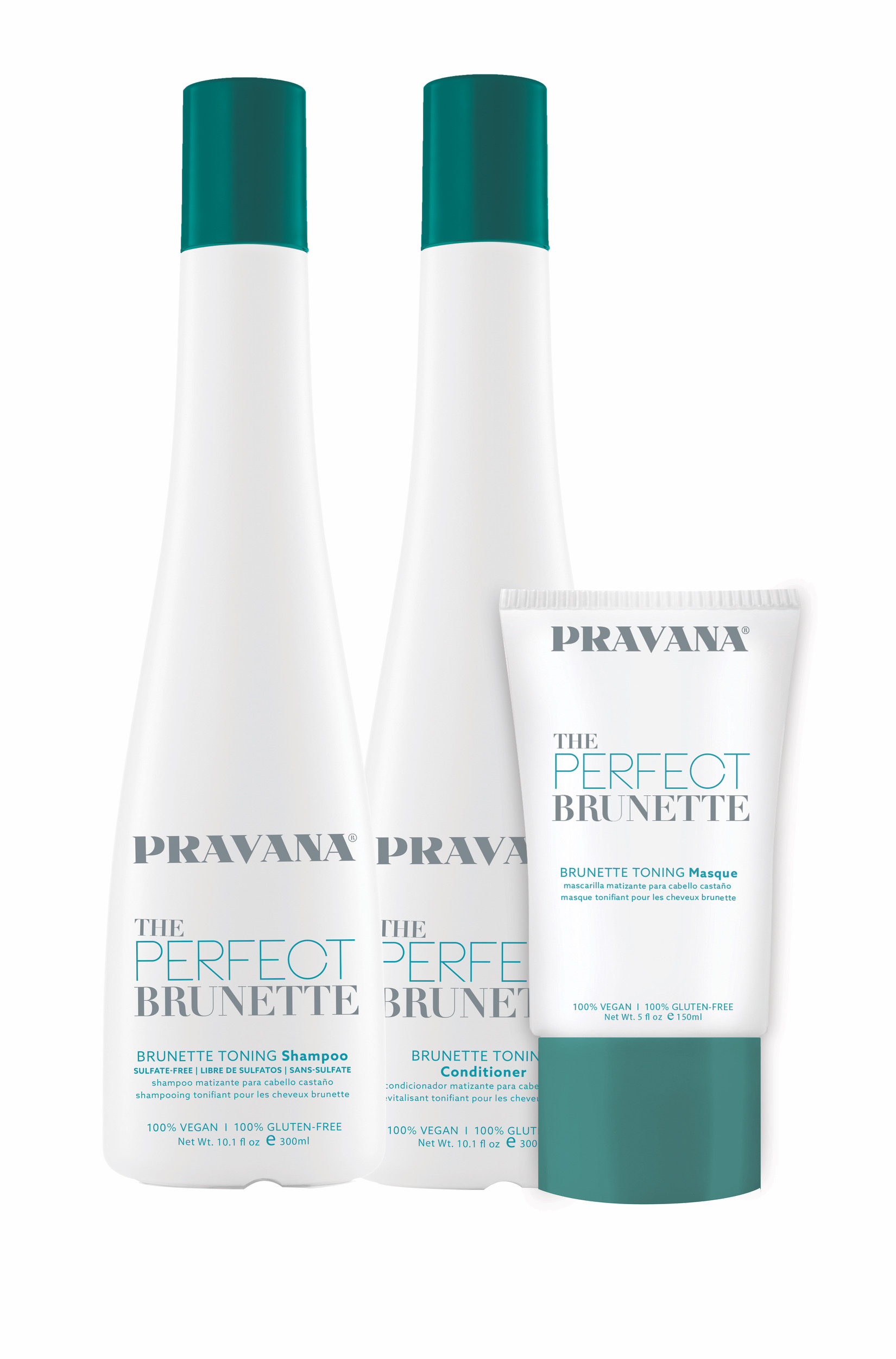 Pravana Is Blessing Us Brown Haired Mortals With Their New