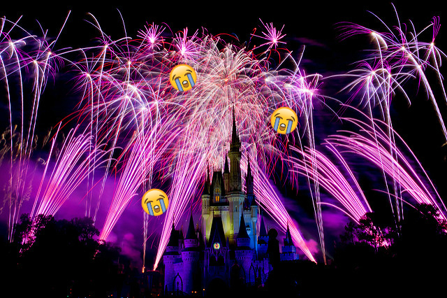 If you're looking to cry at your desk today, the new Disney World fireworks song is here