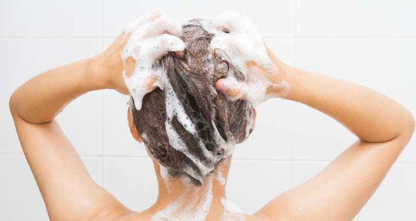 Here's why you should use conditioner before shampoo