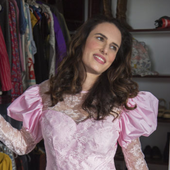 We spoke to author Jessi Klein about being a badass lady in comedy