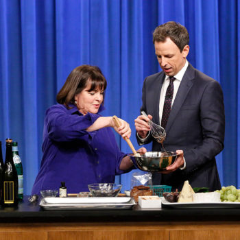 Ina Garten, the world's most relaxing chef, has a new show designed to turn us into pros