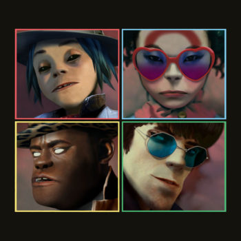 "Gorillaz debuted their entire new album ""Humanz"" live, and we're freaking out"