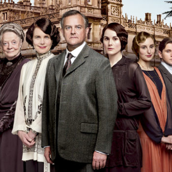 """These """"Downton Abbey"""" stars are reuniting for a film, and it's a whole different period piece"""