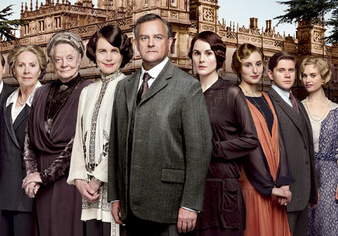 "These ""Downton Abbey"" stars are reuniting for a film, and it's a whole different period piece"