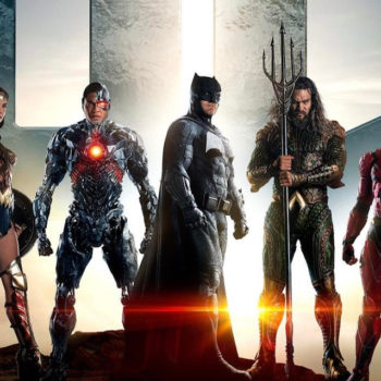 "We are SUPER into the new ""Justice League"" trailer, and it packs a powerful punch"