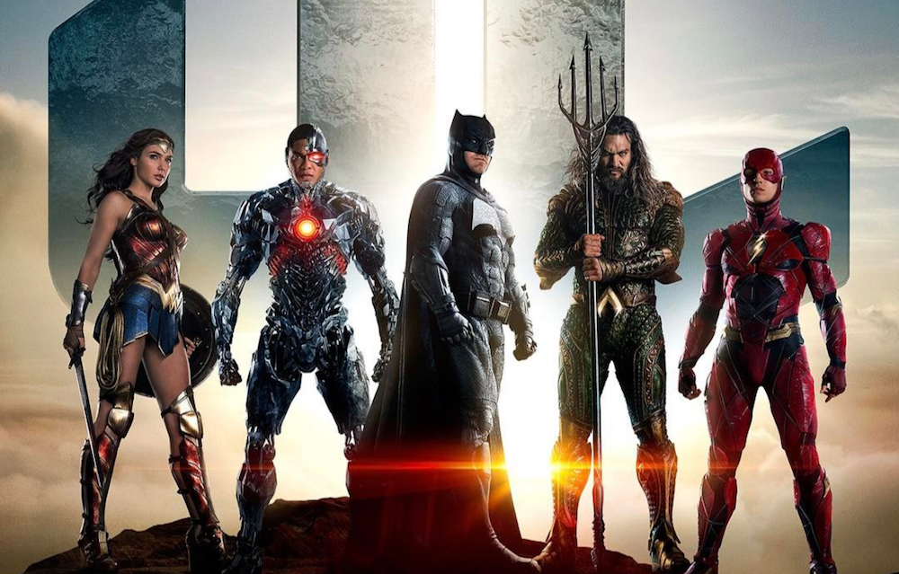 """We are SUPER into the new """"Justice League"""" trailer, and it packs a powerful punch"""