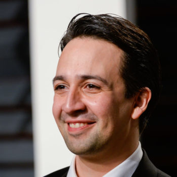 Lin-Manuel Miranda didn't get his first credit card until he was 28