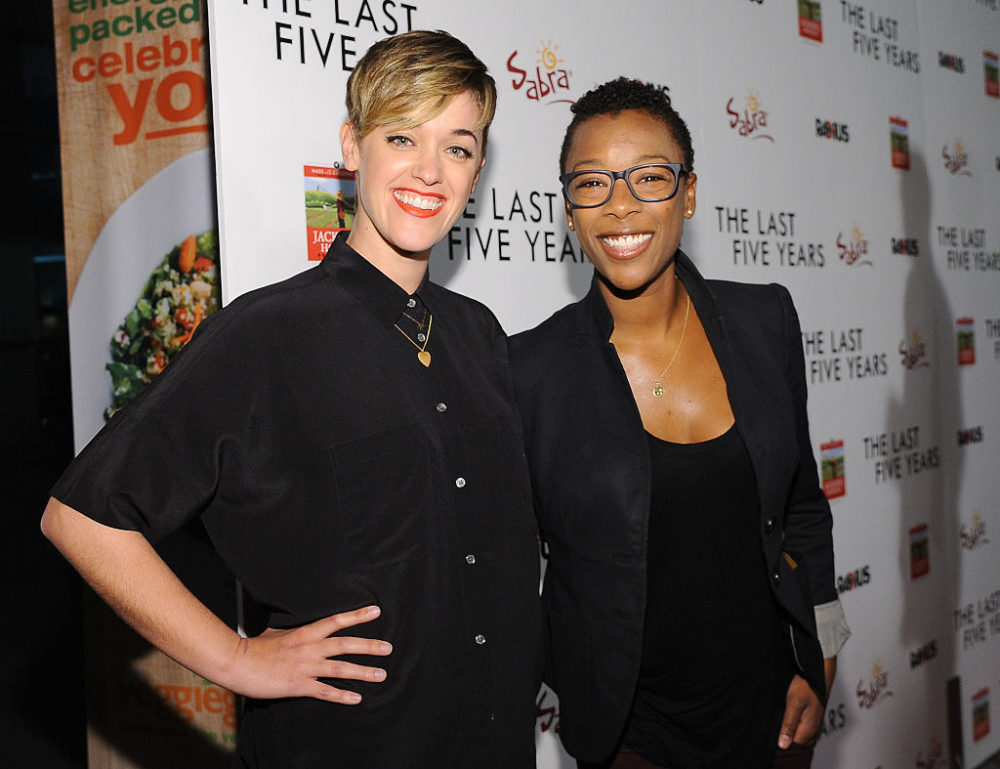 Samira Wiley and Lauren Morelli are officially married, and we couldn't be happier for them!