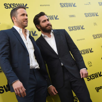 Ryan Reynolds and Jake Gyllenhaal never want to actually go to space and, TBH, we totally get it