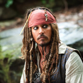 """The new """"Pirates of the Caribbean"""" trailer features Jack Sparrow pant-less and fighting ghosts, so obviously we're in"""