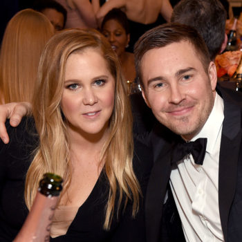 Amy Schumer shared a hilariously relatable moment about trying to get intimate with her bae