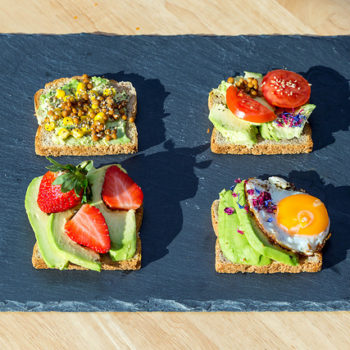 Avocado toast just got a *very* official definition, and we're not so sure we agree with it