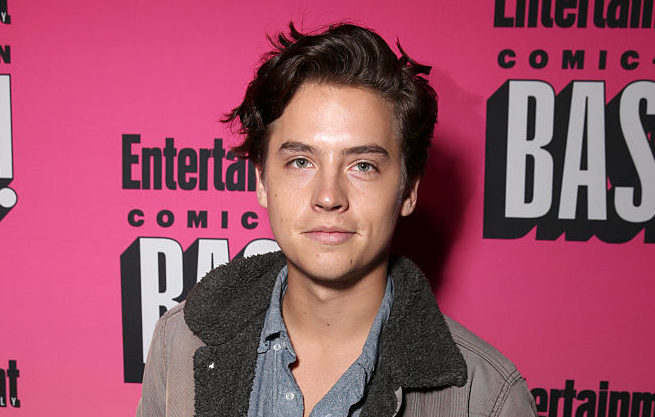 Cole Sprouse hilariously apologized for makeup-shaming comments he made 10 years ago