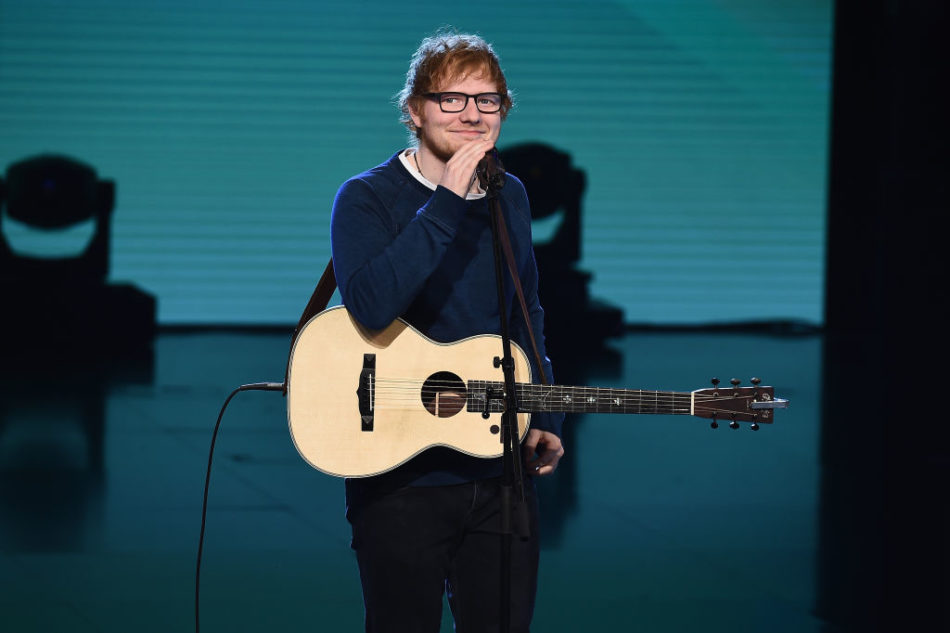 Ed Sheeran forgot the words to his own song on live TV, and hey, it happens!