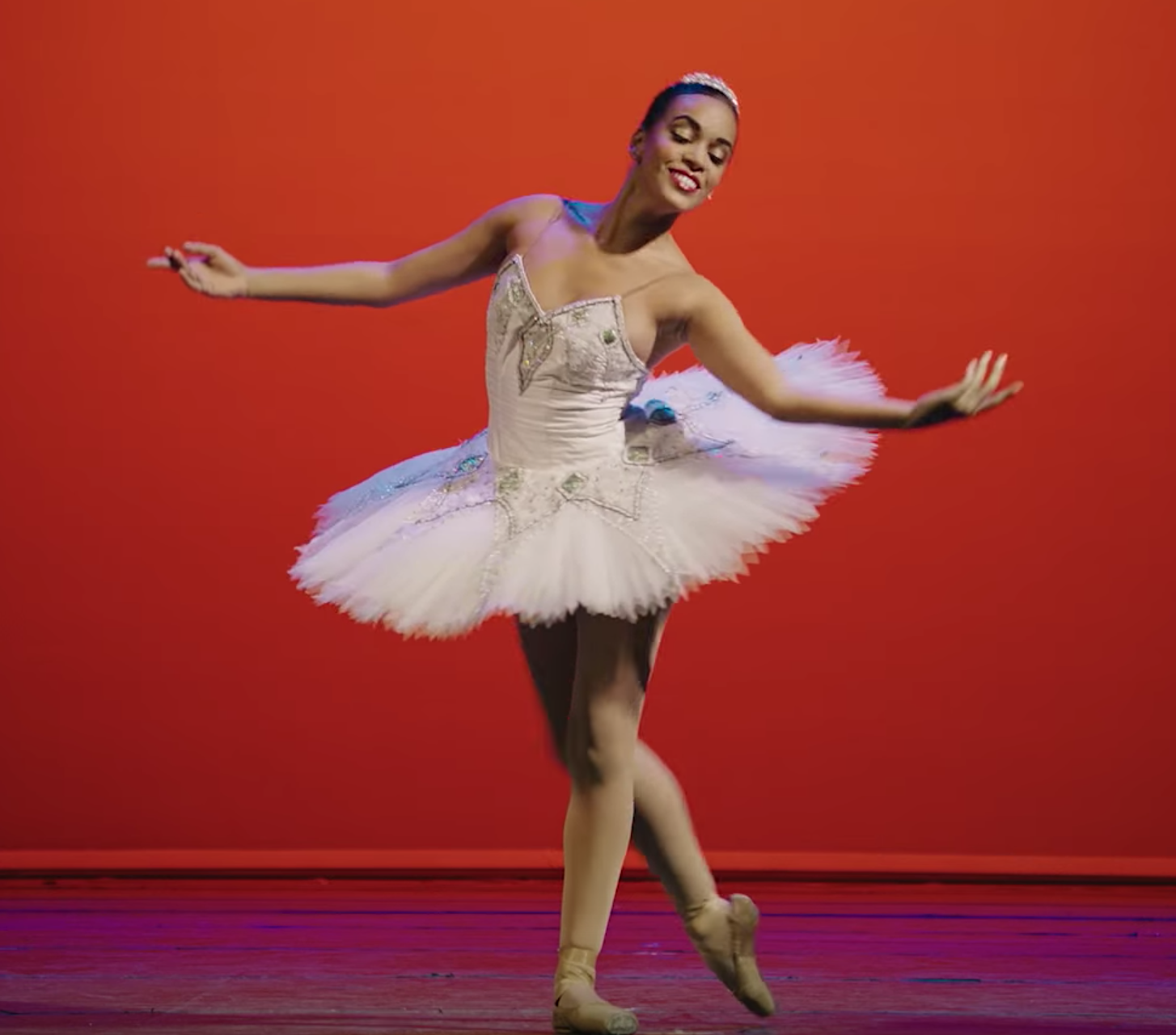 We *so* needed this gorgeous video about black ballerinas, because representation matters