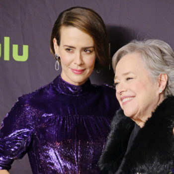 Sarah Paulson's impression of Kathy Bates is *so good* it will probably win an Emmy