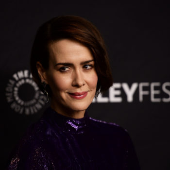 "Sarah Paulson just teased who *might* return for ""American Horror Story,"" and we're SUPER into this idea"