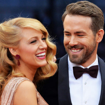 "Ryan Reynolds spoke about how Blake Lively made him the ""father of my dreams"""