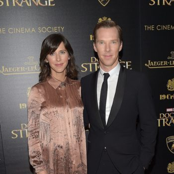 Benedict Cumberbatch just welcomed baby #2, and we're overjoyed