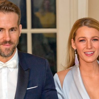 This is why Ryan Reynolds doesn't mind seeing Blake Lively kiss other guys onscreen