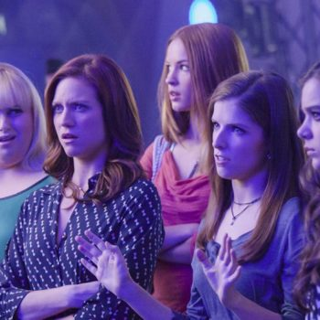 "Why people are bummed about this ""Pitch Perfect 3"" cast photo"