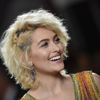 Paris Jackson's response to the backlash over her armpit hair is perfect