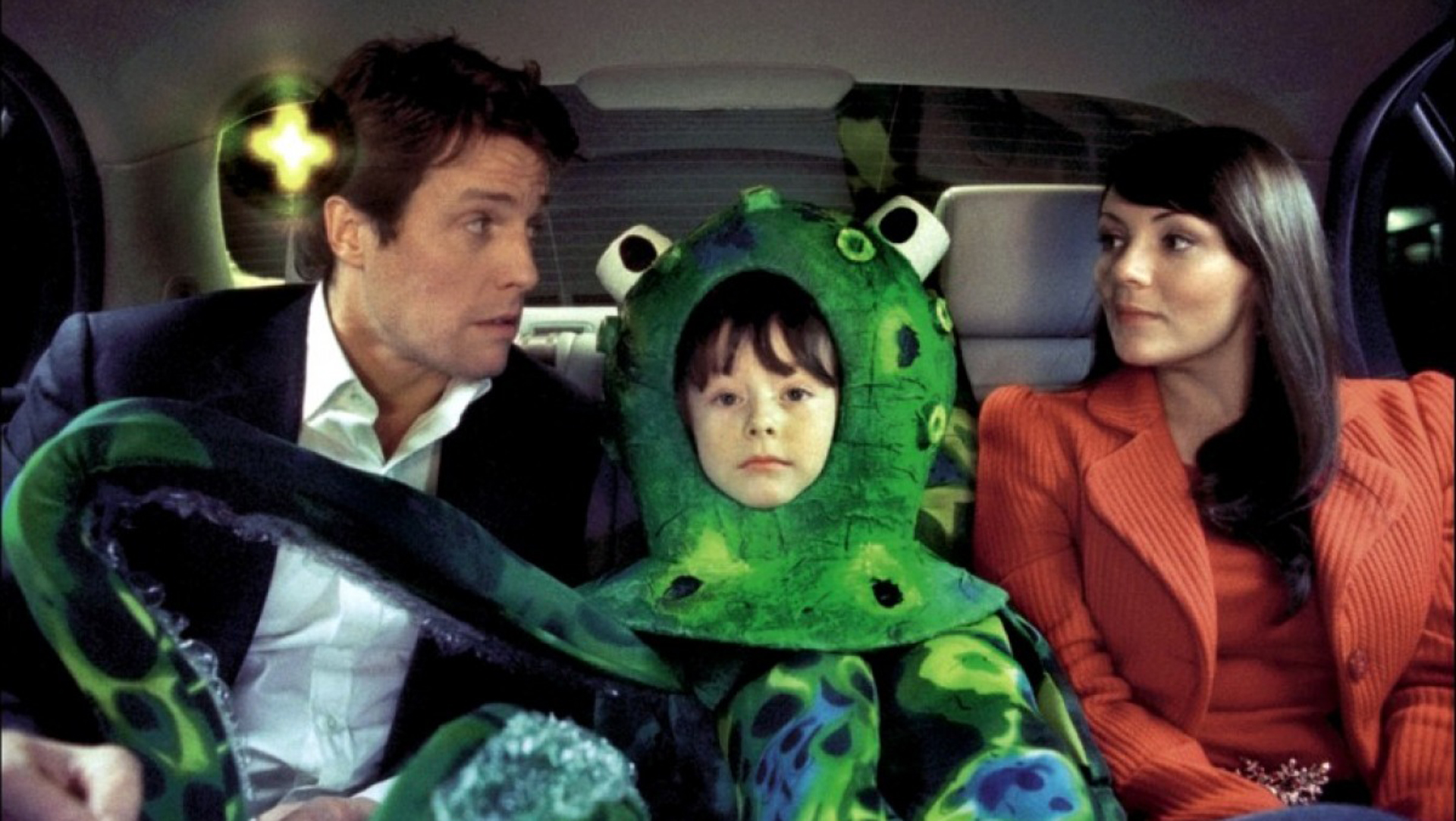 """This is what Octopus Boy from """"Love Actually"""" looks like now!"""