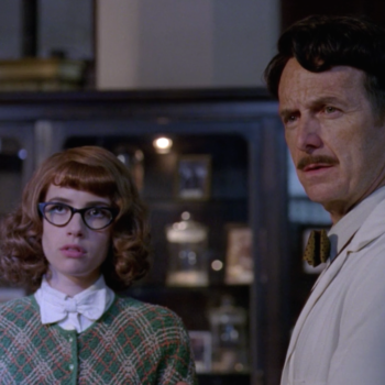 """Denis O'Hare and Emma Roberts once had a scary encounter with alligators filming """"American Horror Story: Freak Show"""""""