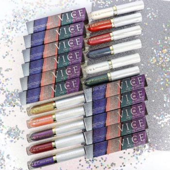 Get ready to pucker up, because you can shop Urban Decay's Vice Lip Topcoats